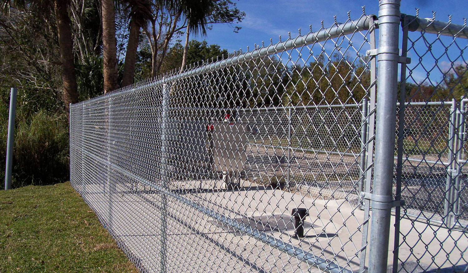 Chain-Link-Fence 勾花网